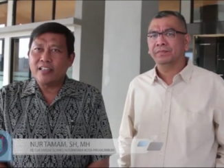 Wako Payakumbuh bersama Kajari Payakumbuh sebagai ketua pelaksana Gowes Nusantara.