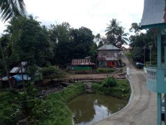 Wisata agro di Padang Magek.