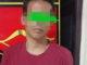 Andi (30) warga Kelurahan Sinapa Piliang yang ditangkap Satreskrim Pores Solok.