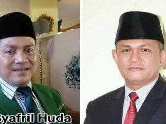 Dua putra terbaik Tanjung Mutiara yang dilantik jadi Anggota DPRD Sumbar.