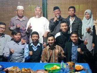 Foto bersama saat Ponpes Sains Salman menerima kunjungan IslamicTunes. (Dok. Istimewa)