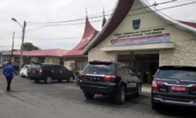 Gedung DPRD Kab. Padang Pariaman.