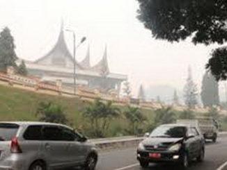 Kawasan Bukik Sibaluik Kota Payakumbuh.