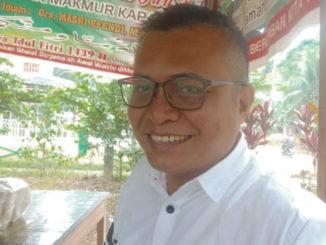 Ketua Bawaslu Kab Padangpariaman, Anton Ishaq.