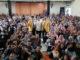 Komisaris Jenderal Polisi Drs Suhardi Halius, MHum dan Rektor Prof. Ganefri besama mahasiswa UNP.