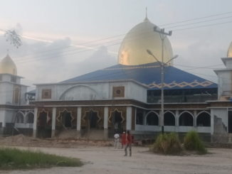 Masjid Raya Parit Malintang.