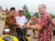 Penyerahan kenderaan operasional dari Dinas Pertanian Kab. Solok.
