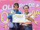 Perenang Payakumbuh yang berhasil meraih medali emas di O2SN Semarang.