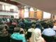 Suasana rapat paripurna penyampaian Jawaban gubernur atas pandangan UmumFraksi Fraksi ranperda tentang Perubahan APBD tahun 2019