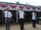 Tiga siswa yang dijring Satpol PP Kota Solok.