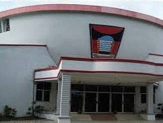 Kantor DPRD Kota Padang.