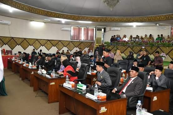 Anggota DPRD Kota Padang.