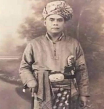 Bagindo Dahlan Abdullah.