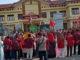 Demo mahasiswa PMII dan IMM di Kerinci.