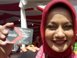 Dr. Hj. Marissa Grace Haque, SH., M.Hum, MBA.