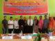 Kepala SMKN 2 Batusangkar Syafren bersama Kacabdin Pendidikan Sumatera Barat Wilayah IV dan pimpinan DUDI.