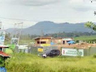 Pembangunan Mesjid Agung Solok Selatan.