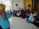 Penyuluhan tentang kanker serviks di UNP.