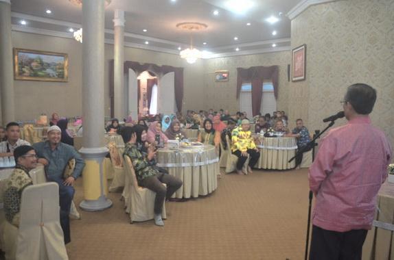 Silaturrahmi IKKS Prov. Riau dengan Pemkab Solok.