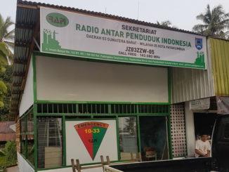 Sekretariat RAPI Kota Payakumbuh.
