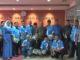 Anggota PWI Payakumbuh dan 50 Kota bersama Atal Sembiring.