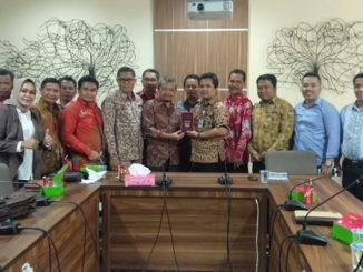 Bamus DPRD Kota Padang.