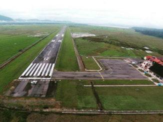Bandara Depati Parbo Kerinci.