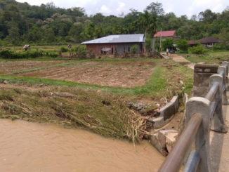 Desa Kolok Nan Tuo Kembali Dilanda Galodo