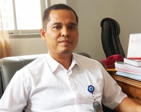 Direktur RSUD Kota Sawahlunto dr Ardianof Sp P.