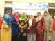 Dr Siti Fatimah foto bersama usai Workshop Peningkataan Kompetensi Konsultan Sejarah yang diselenggarakan Kemendikbud RI di Pangeran Beach.