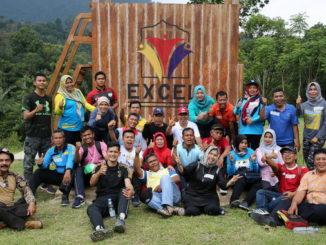 Experiental Center for Leadership yang melibatkan 40 anggota MGPM Kota Padang.