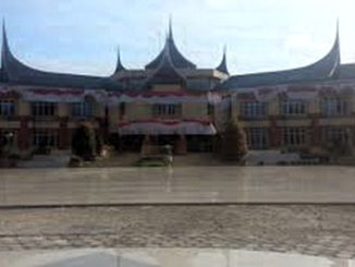 Gedung DPRD Pasaman Barat.