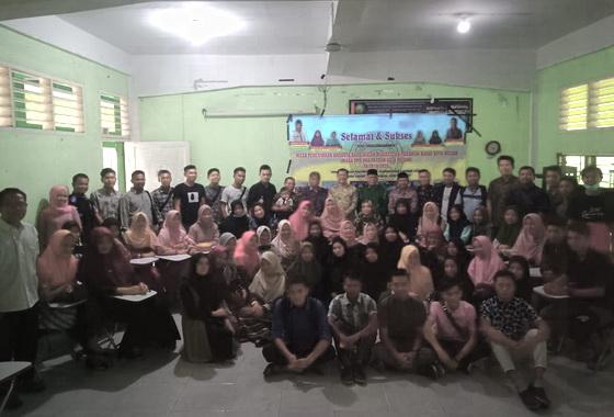 Ima Pasbar Kota Medan foto bersama pemateri.