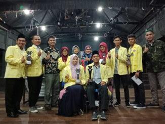 Kafilah Universitas Negeri Padang.