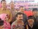 Kapolda Sumbar dan istri bersama Ali Mukhni dan Genius Umar.
