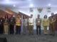 Ketua DPRD Sumbar Supardi poto bersama saat mengikuti Orientasi