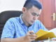 Ketua KPUD Kabupaten Sijunjung, Lindo Karsyah.
