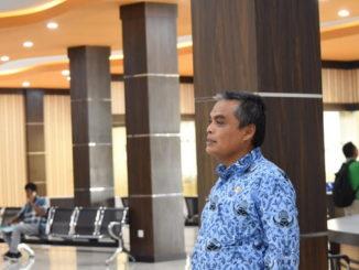 Lantai I MPP Kota Payakumbuh.
