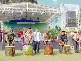 Pembukaan Exspo Nagari Kototangah Simalanggang.