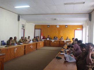 Presentasi Rencana Pengembangan Taman Hutan Kota oleh PT.Jaya Alam Arosuka.