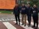 Prof. Syahrial beserta tiga dosen UNP di Belanda