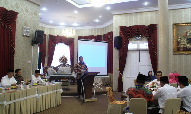 Rakor ICMI di Kab. Solok.