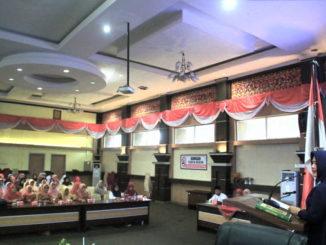 Seminar sehari Dharma Wanita Kab. Solok.
