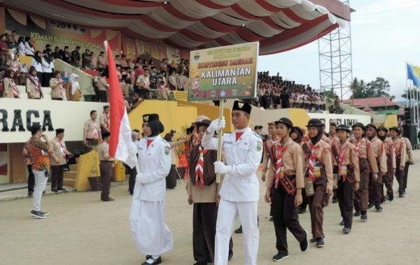 Sukses gelar Kemah Budaya Nasional 2019