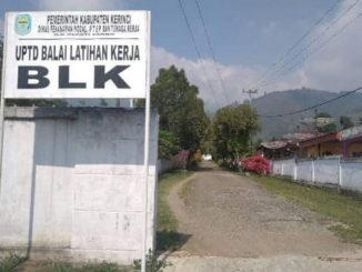 UPTD BLK Kab. Kerinci
