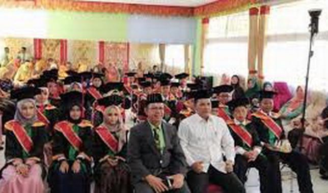 Wisuda hafidz perdana di Kota Solok.