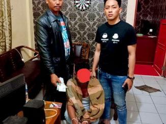 Agen togel yang diringkus di Selayo