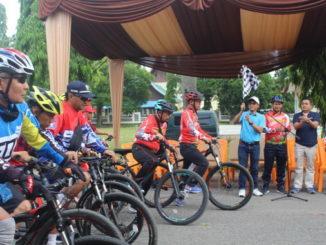 Gebyar Tour de Singkarak 2019.