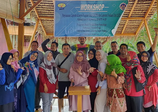 Jurusan Sosiologi UNP Adakan Workshop LPKS dan LED
