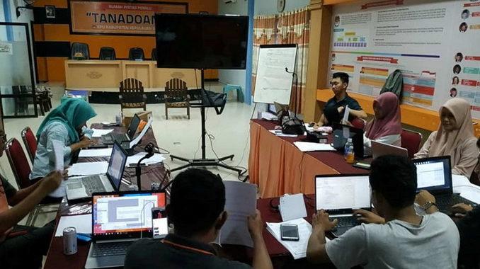 KPU Selayar 'Ancam' Penyelenggara Badan Adhoc di Pilkada